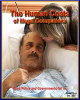 CANACE report, Dec 2007: The Human Costs of Illegal Occupations